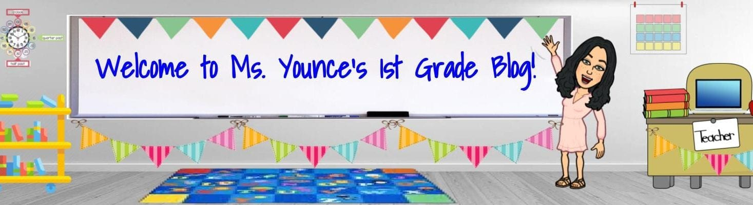 Ms. Younce 1st Grade